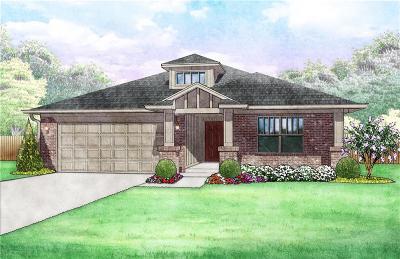 Yukon Single Family Home For Sale: 201 Evermore Lane