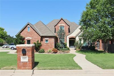 Norman Single Family Home For Sale: 4809 Lake Front Drive
