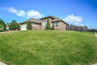 Edmond Single Family Home For Sale: 1701 NW 162nd Circle