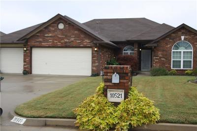 Midwest City Single Family Home For Sale: 10521 Foxhorn Circle