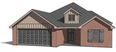Edmond Single Family Home For Sale: 17905 Groveton Boulevard