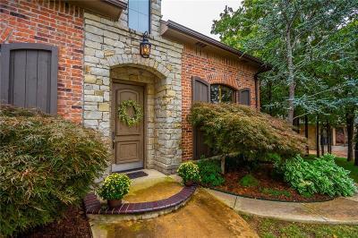 Edmond Single Family Home For Sale: 2108 Woodcrest Lane