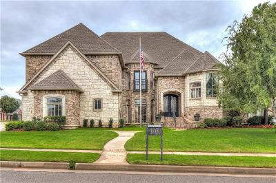 Edmond Single Family Home For Sale: 16801 Kinross Circle