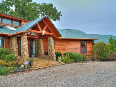 Piedmont Single Family Home For Sale: 15721 Sharon Lane
