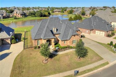 Edmond Single Family Home For Sale: 4209 Roundup Road