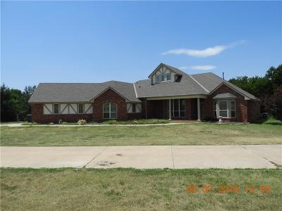 Oklahoma City OK Single Family Home For Sale: $269,900