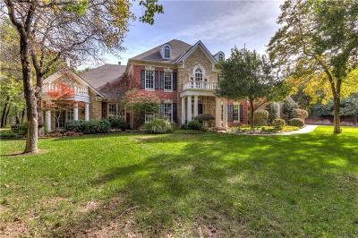 Edmond Single Family Home For Sale: 3806 Creek Bank Drive