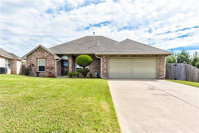 Single Family Home For Sale: 9408 S Country Club Drive