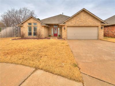 Oklahoma City Single Family Home For Sale: 7533 133rd