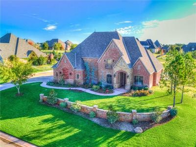 Edmond Single Family Home Pending: 21976 White Pine Circle
