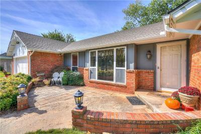 Mustang Single Family Home For Sale: 1419 S Nelms
