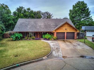 Norman Single Family Home For Sale: 504 Jean Marie Drive