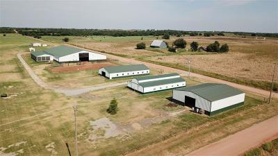 Guthrie Single Family Home For Sale: 3714 W Triplett