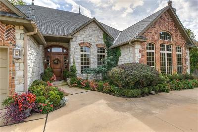 Oklahoma City Single Family Home For Sale: 12600 Val Verde Drive