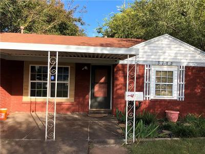 Del City Single Family Home For Sale: 3729 SE 23rd Street