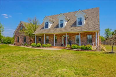 Norman Single Family Home For Sale: 565 Highland Hills Circle
