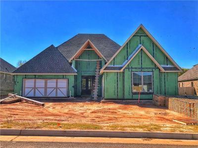 Edmond Single Family Home For Sale: 15621 Fountain Creek Lane