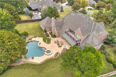 Edmond Single Family Home For Sale: 3641 Redmont Trace