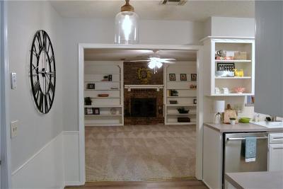 Oklahoma City OK Single Family Home For Sale: $109,500