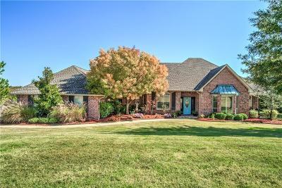 Edmond Single Family Home For Sale: 11012 Autumn