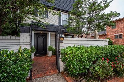 Condo/Townhouse For Sale: 6456 Brandywine Lane #20