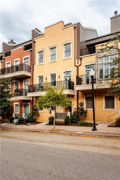 Oklahoma City Condo/Townhouse For Sale: 23 NE 3rd Street