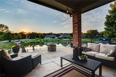 Edmond Single Family Home For Sale: 409 Siena Drive