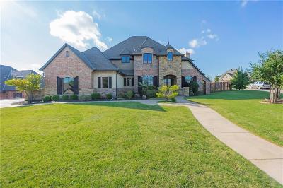 Edmond Single Family Home For Sale: 3408 Dornoch Drive