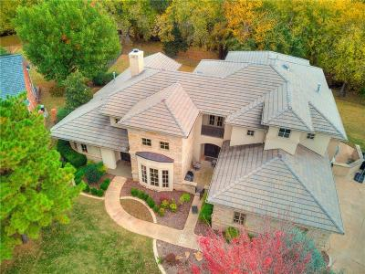 Edmond Single Family Home For Sale: 18608 Wolf Creek Drive