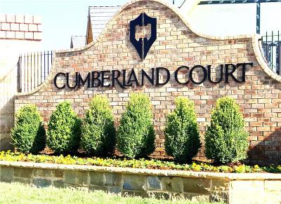 Residential Lots & Land For Sale: 1107 Cumberland Court