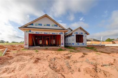 Edmond Single Family Home For Sale: 2308 Alta Vista Lane