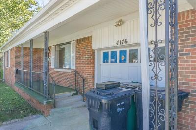 Oklahoma City Single Family Home For Sale: 4176 NW 23rd Street