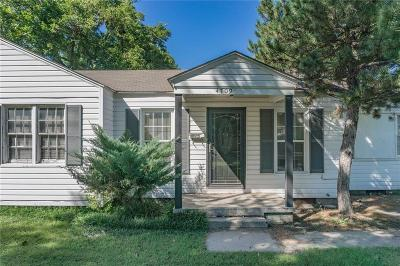 Warr Acres Single Family Home For Sale: 4709 N Norman