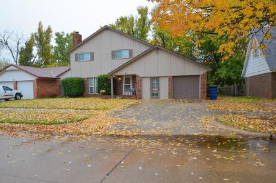 Mustang Single Family Home Pending: 417 S Highland Drive