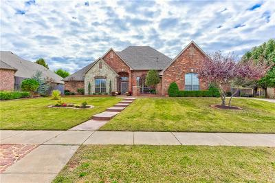 Edmond Single Family Home For Sale: 708 NW 159th Street