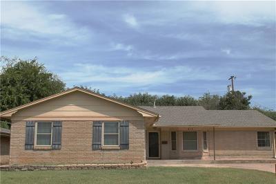 Single Family Home For Sale: 213 NE 21st Street