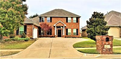 Norman Single Family Home For Sale: 4212 Spyglass