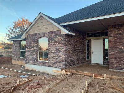 Guthrie Single Family Home For Sale: 5799 Cedar Tree Circle