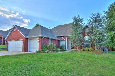 Midwest City Single Family Home For Sale: 12425 Jersey Road