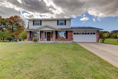 Blanchard Single Family Home For Sale: 6631 Natasha Lane