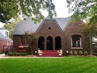 Oklahoma City Single Family Home For Sale: 216 NW Eubanks Street
