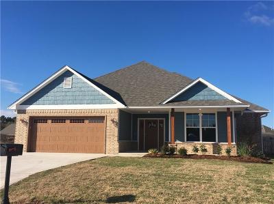 Shawnee Single Family Home For Sale: 4308 Hyatt Road
