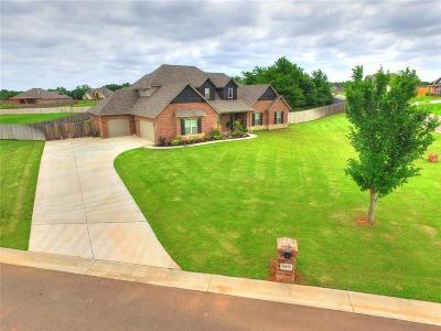 Edmond Single Family Home For Sale: 13570 Shady Pine Circle