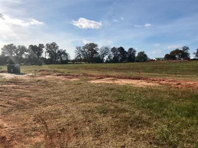 Shawnee Residential Lots & Land For Sale: 34674 Gober Lane