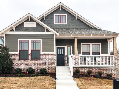 Edmond Single Family Home For Sale: 1700 Boathouse Road