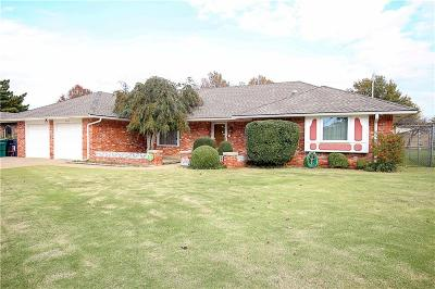 Single Family Home For Sale: 9516 S Allen