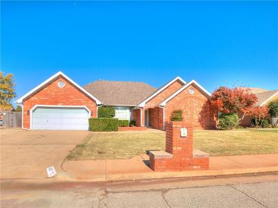 Edmond Single Family Home For Sale: 2817 NW 157th Street