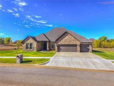 Yukon Single Family Home For Sale: 13329 Brampton Way