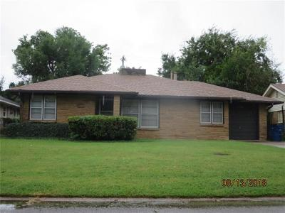 The Village Single Family Home Pending: 2130 Barclay