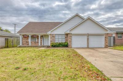 Single Family Home For Sale: 1524 SW 81st